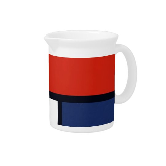 Mondrian Yorkie Drink Pitchers
