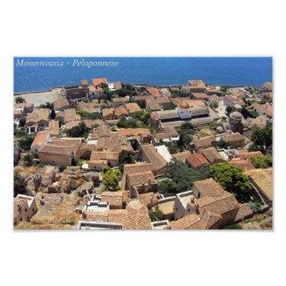 Monemvasia – Peloponnese Photographic Print