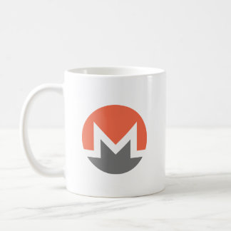 Monero (xmr) coffee mug