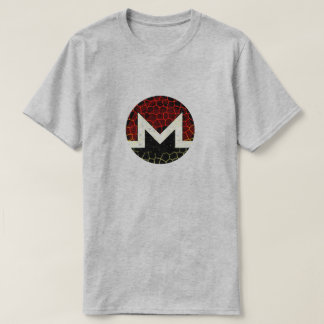 Monero (XMR) Crypto - Modified Logo T-shirt