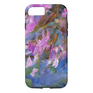 Monet Agapanthus Bed iPhone 8/7 Case