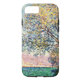 Monet: Antibes in the Morning iPhone 8/7 Case