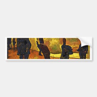Monet at the Museum of Modern Art NYC Bumper Sticker