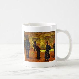 Monet at the Museum of Modern Art NYC Coffee Mug