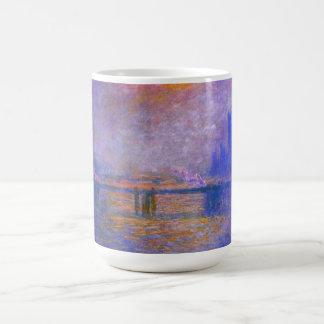 Monet Charing Cross Bridge Mug