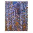 Monet, Claude Kathedrale von Rouen (Das Portal bei Postcard