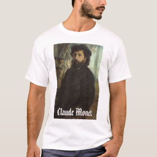 monet, Claude Monet T-Shirt
