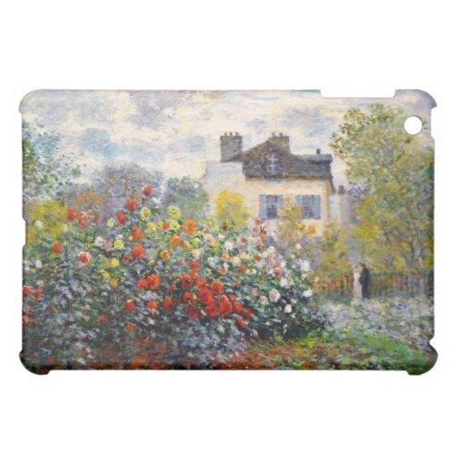 Monet Garden in Argenteuil iPad Mini Cases