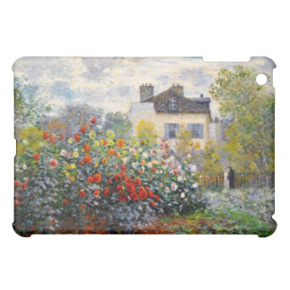 Monet Garden in Argenteuil iPad Mini Cover