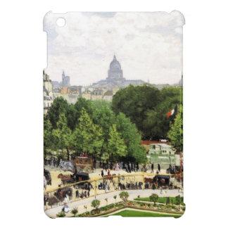 Monet Garden Of The Princess iPad Mini Cover