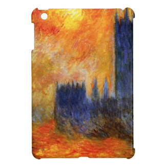 Monet House of Parliament and Sunset Case For The iPad Mini