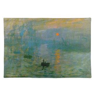 Monet Impression Sunrise Placemat
