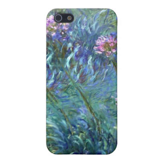 Monet Impressionism Flowers  iPhone 5 Cover