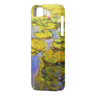 Monet Inspired Lily Pads Case For The iPhone 5