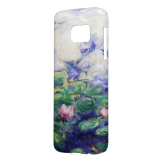 Monet Inspired Water Lilies