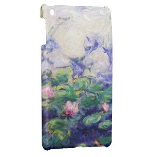 Monet Inspired Water Lilies iPad Mini Case