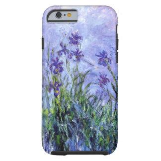 Monet Lilac Irises iPhone 6/6S Tough Case Tough iPhone 6 Case