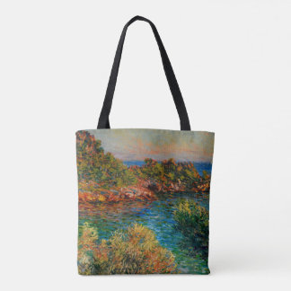 Monet - Near Monte Carlo Tote Bag