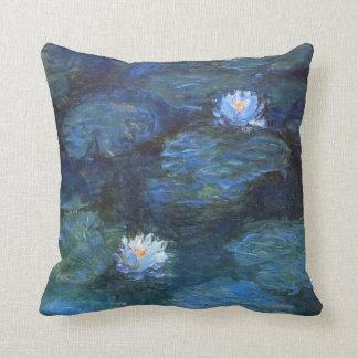 Monet Nympheas Pillow