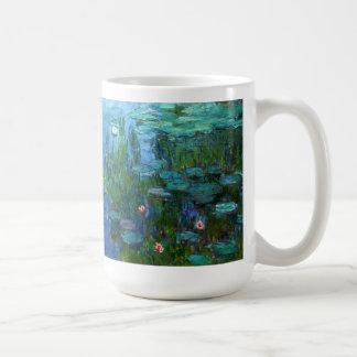 Monet Nympheas Water Lilies Mug