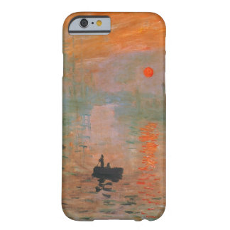 Monet Painting Barely There iPhone 6 Case