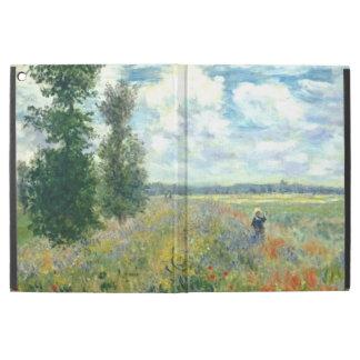 Monet Poppy Field iPad Pro Case