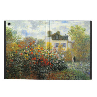 Monet Rose Garden iPad Case