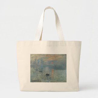 MONET SUNRISE LARGE TOTE BAG