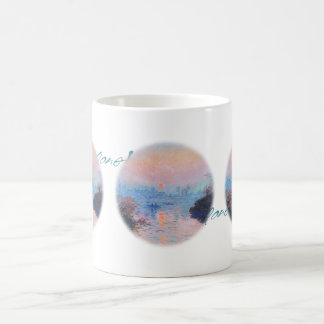 Monet * Sunset Coffee Mug