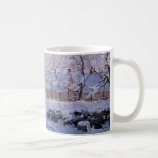 Monet The Magpie Coffee Mug
