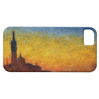 Monet Twilight In Venice Case For The iPhone 5