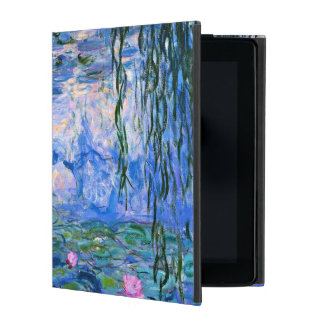 Monet - Water Lilies 1919 artwork Cover For iPad
