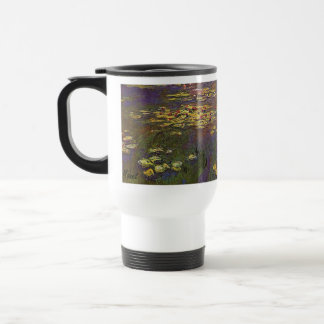 MONET Water Lilies 1920 NoSpill Travel Thermos M Mug