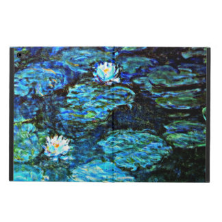 Monet - Water Lilies (Blue) Powis iPad Air 2 Case