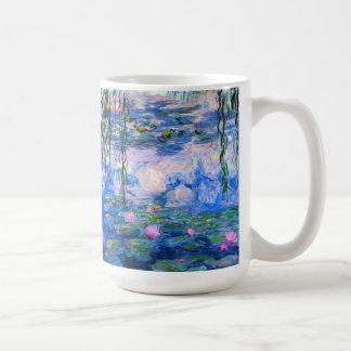 Monet Water Lilies Mug