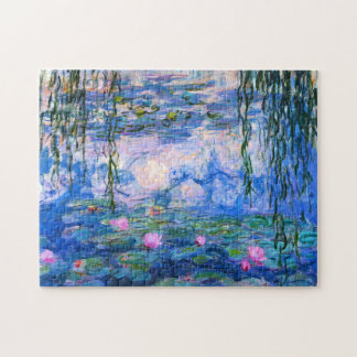 Monet Water Lilies Puzzle
