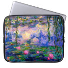 Monet Water Lilies v3 Laptop Sleeve