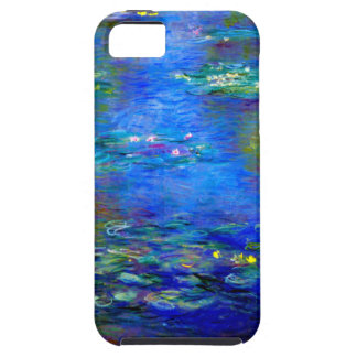 Monet Water Lilies v4 Case For The iPhone 5