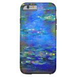 Monet Water Lilies v4 iPhone 6 Case