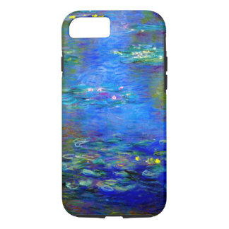 Monet Water Lilies v4 iPhone 8/7 Case