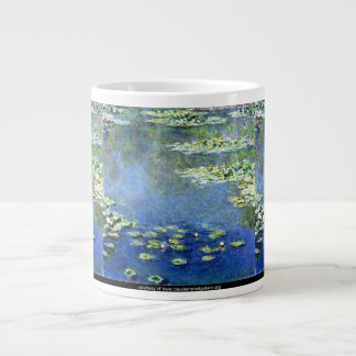 Monet Water Lily coffee mug