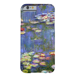 Monet Water Lily Pond Barely There iPhone 6 Case