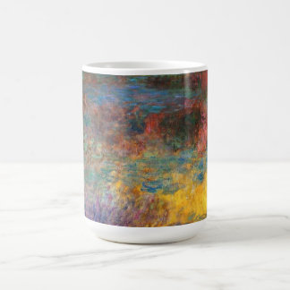 Monet Water Lily Pond Evening Mug