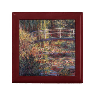 MONET Water Lily Pond hobby box Symphony in Rose