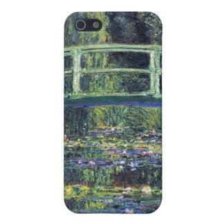 Monet Water Lily Pond Iphone 4S Case iPhone 5/5S Cases