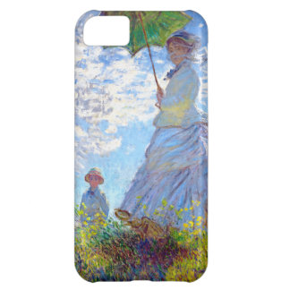 Monet: Woman with Parasol iPhone 5C Case