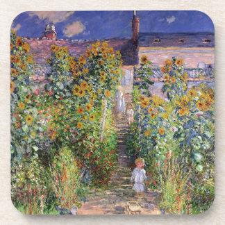 Monet's Garden at Vétheuil Coaster
