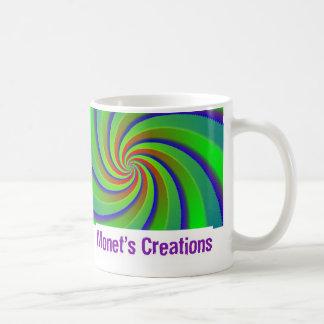 Monet's mug