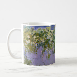 Monet's Wisteria Coffee Mug