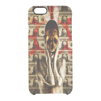 money 2013 clear iPhone 6/6S case